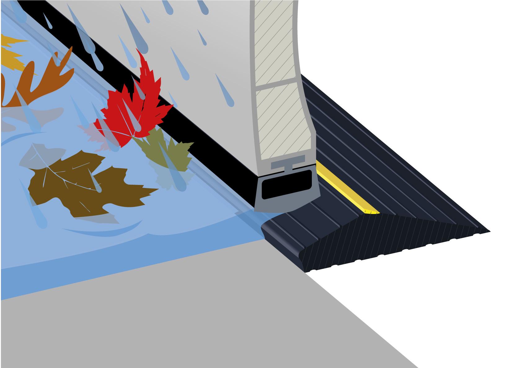 Garage Door Threshold Seal Kits Floor Seals