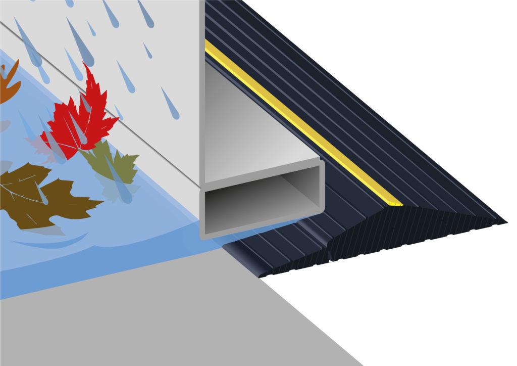 Garage Door Threshold Seal Weather Defender